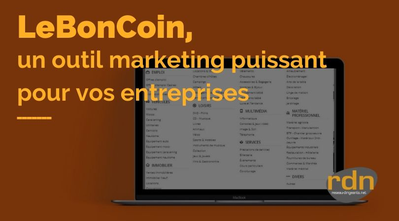 networkshop bon coin